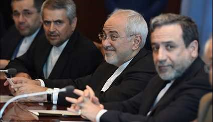 Zarif, UN chief discuss regional, global issues
