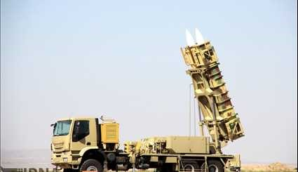 Sayyad-3 missile mass-production line launched