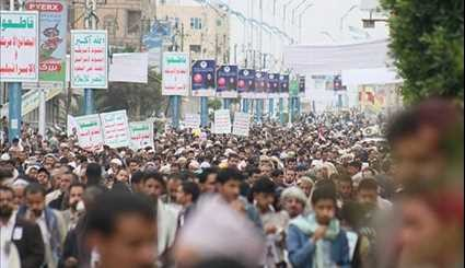 Yemen: Thousands March in Sanaa in Solidarity with Al-Aqsa Protesters