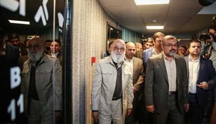 Asiatech National Data Center opened in Milad Tower