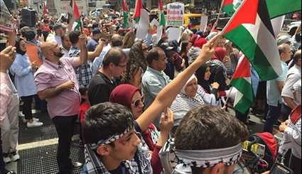 Worldwide Protests Urge Israel to End Al-Aqsa Aggression