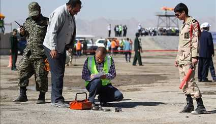 Isfahan International Airport Emergency Plan / Images