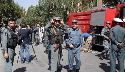 24 Killed, 42 Wounded after Car Bomb Strikes Minibus in Kabul