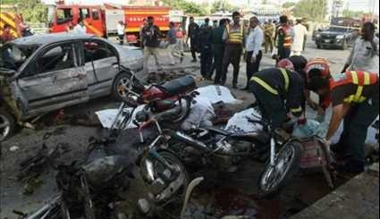 26 Killed in Suicide Blast in Pakistan's Lahore