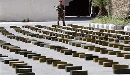 Syrian Army Seizes Huge Arms Cargo en Route to Terrorist-Held Regions