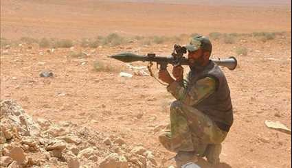 Syrian Army Wins back More Territories from ISIL in Eastern Homs