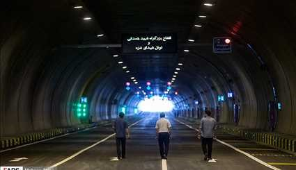 Exploitation of Shaheed Hamedani Highway and Gaza Martyrs Tunnel