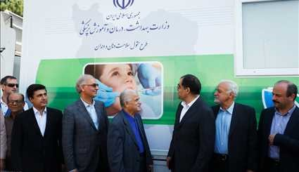 Deploying 80 Dental Clinics to Deprived Areas