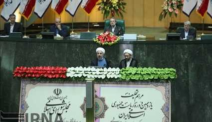 Invitations of the Presidents of the Islamic Republic of Iran in different periods