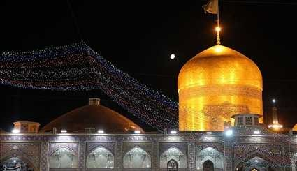 Shrine of Imam Reza (AS) on his birthday / pictures