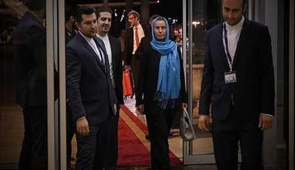 World Leaders Arrive in Tehran to Attend Rouhani Inauguration