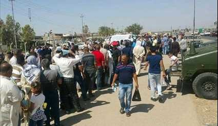Iraq: 200 Displaced Families Return to Their Homes in Diyala Town