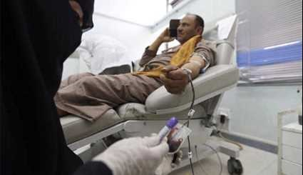 Yemen Faces Severe Decline in Blood Resources Due to Saudi War