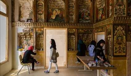 Azerbaijani Press Museum in Tabriz / Images
