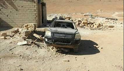 Lebanese Hezbollah Forces Capture Terrorists' Headquarters in Fresh ....