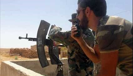 Syrian Pro-Government Forces Make Steady Progress in Battle on ....