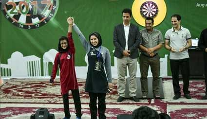 Open Dart Tournament in Shiraz