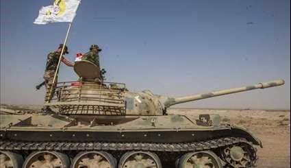 Hashd Al-Shaabi Forces Preparing to Strike Final Blow on ISIL in Iraq