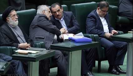 Iran's Parl. debates on Rouhani's cabinet picks