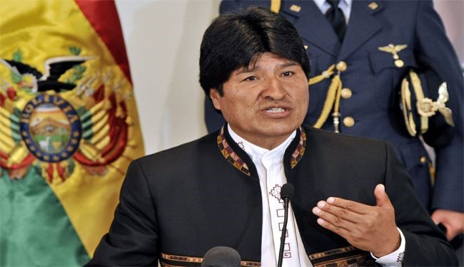 US after coup in Venezuela: Morales