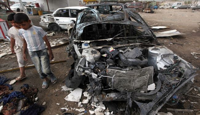 Attacks in western Baghdad kill 3