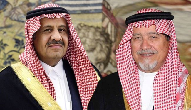 Disagreements emerge in Saudi royal family