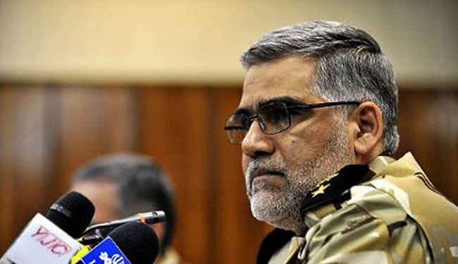 Iran ready to help Syria defend its soil: Cmdr.