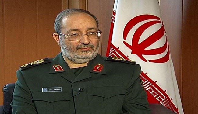 Israel seeking psycho war in region: Iranian Cmdr.