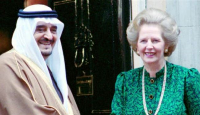 Saudi-British deals embroiled in corruption