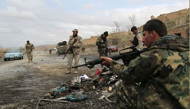 Bomb attack kills 13 civilians in Afghanistan