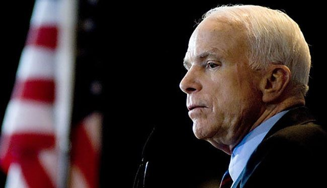 McCain: Assad has the upper hand in crisis