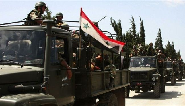 Syrian army resumes operations in Beit Sahm