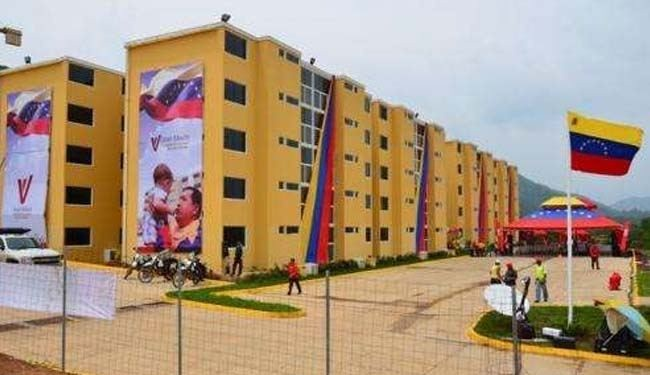 Iran to construct 3,500 housing units in Venezuela