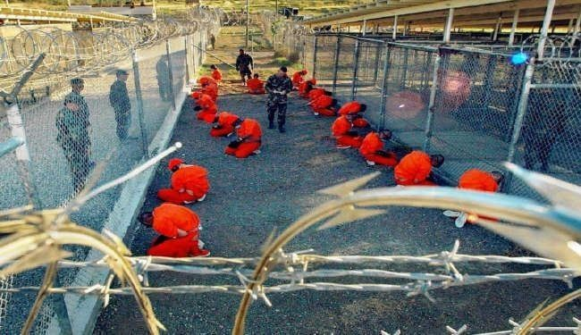 'Gitmo reveals true face of US human rights'