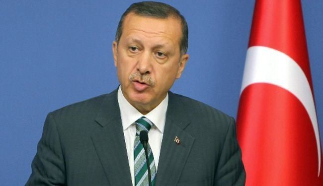 Erdogan urges end to protests, rejects EU criticism