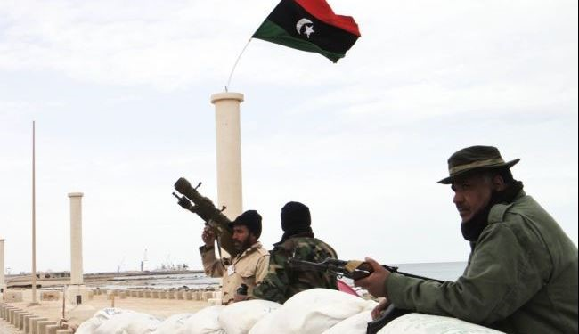 Dozens killed in Libya's fresh violence