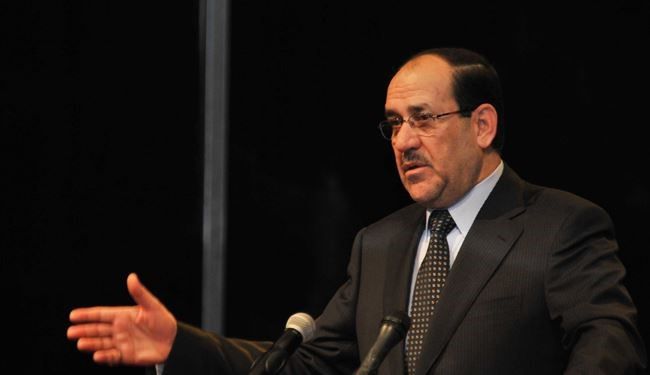 Maliki warns of 'sectarian storm' in region