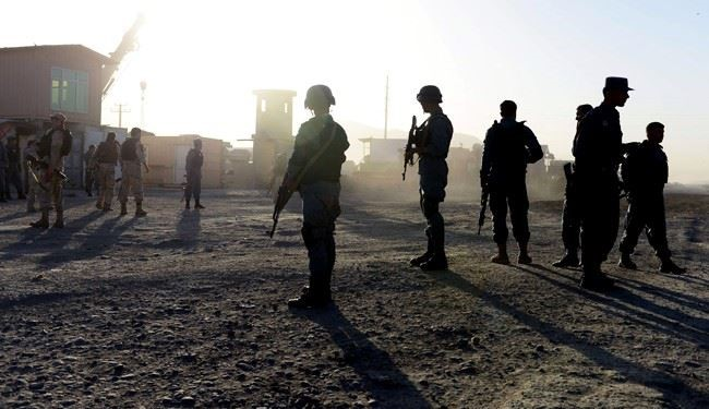 Taliban 'spring offensive' on US base in Kabul