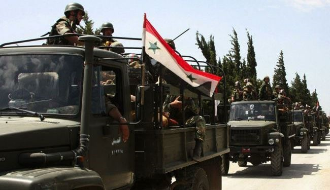 'Army to determine fate of Syria conflict in days'
