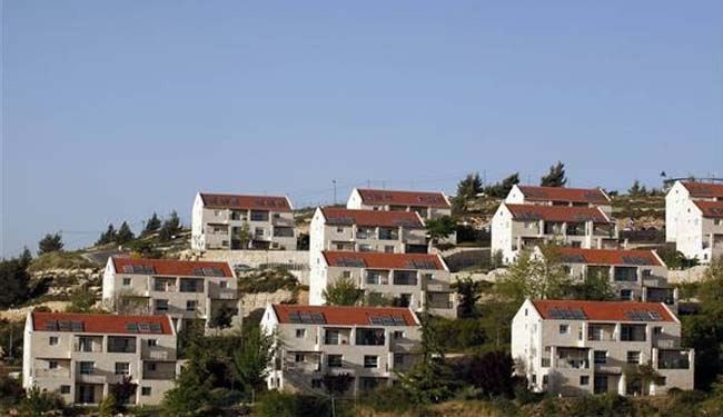 Israel planing 1,100 illegal homes in West Bank