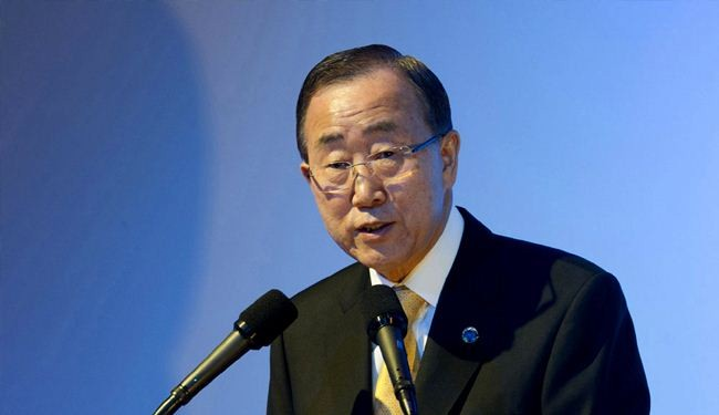 UN chief: There's no military solution to Syria war