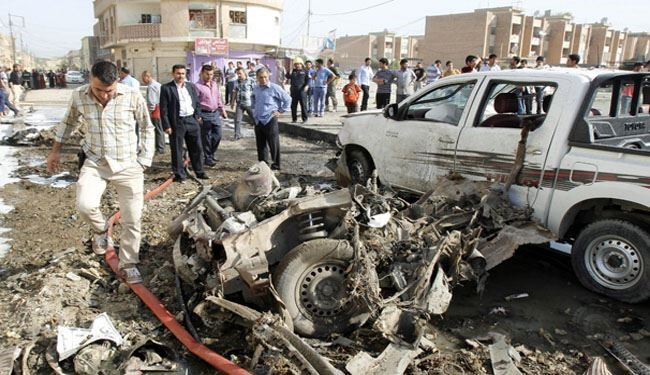 20 killed in Iraq car bombings