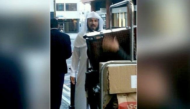 Saudi cleric's controversial trip to London