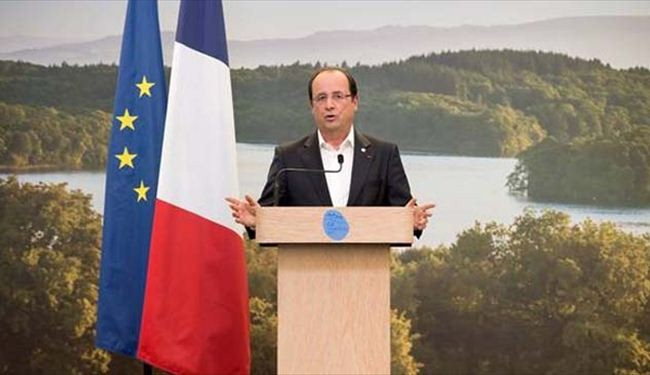 France open to Iran presence at Syria talks