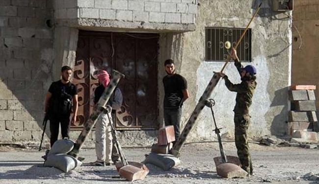 Terror mortar shells hit Syrian capital, kill one