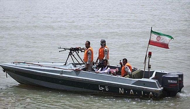 Iran seizes 2 UAE boats in Persian Gulf, holds 13