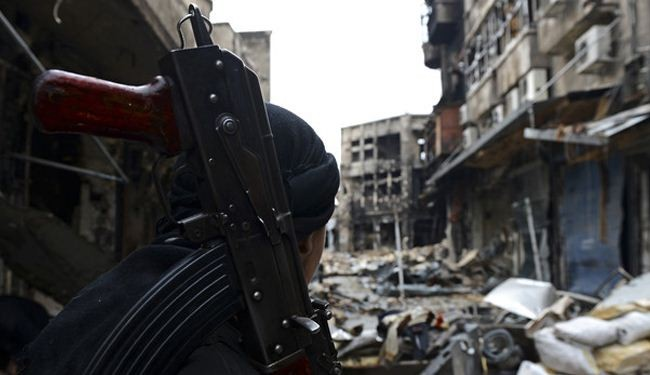 Syria rebels receive new arms to scale the war up