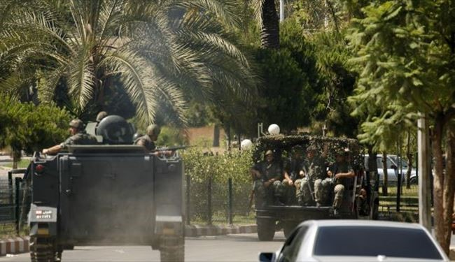 Lebanon army clashes with Takfiri extremists