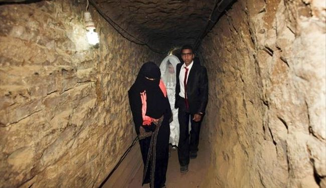 Egypt disappoints Gazans by tunnels crackdown