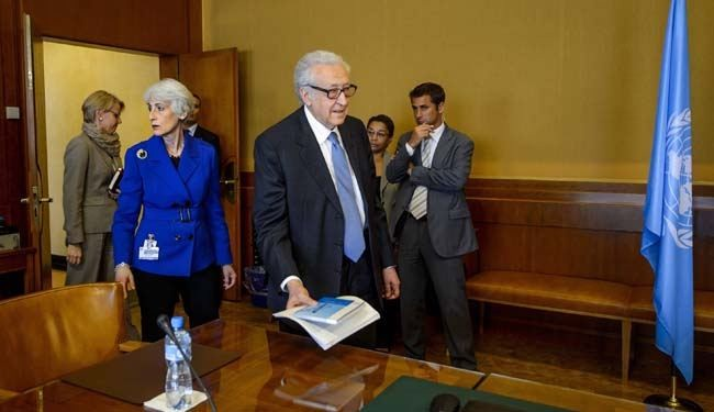 Syria talks end without date for Geneva II
